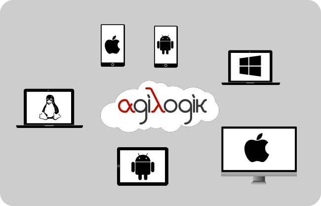 Agilogik Cloud Clients and Apps